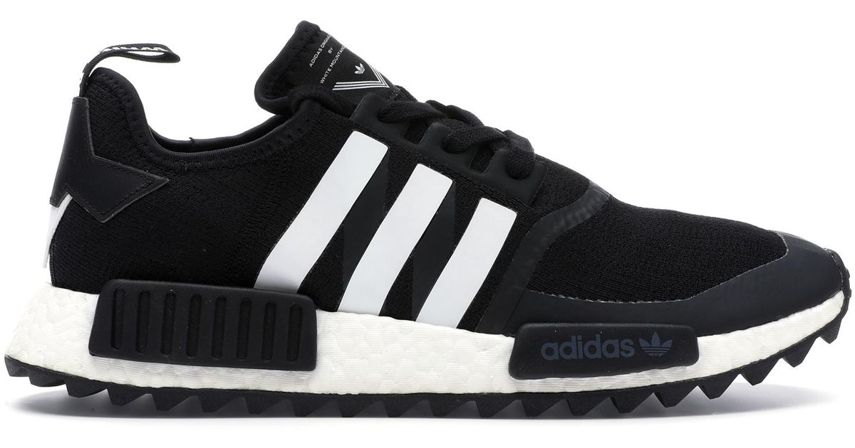ADIDAS NMD R1 TRAIL WHITE MOUNTAINEERING (CORE BLACK)
