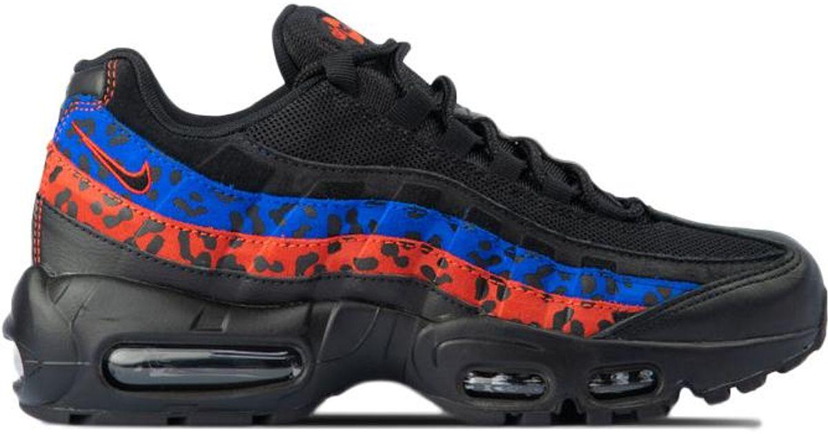 Nike Air Max 95 Black Leopard (w)