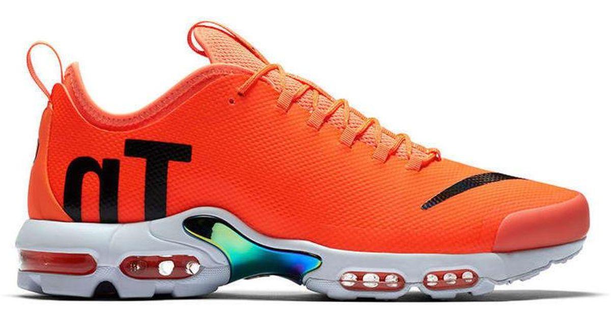 separation shoes fd8b5 155d8 Nike Mercurial Tn Orange for men