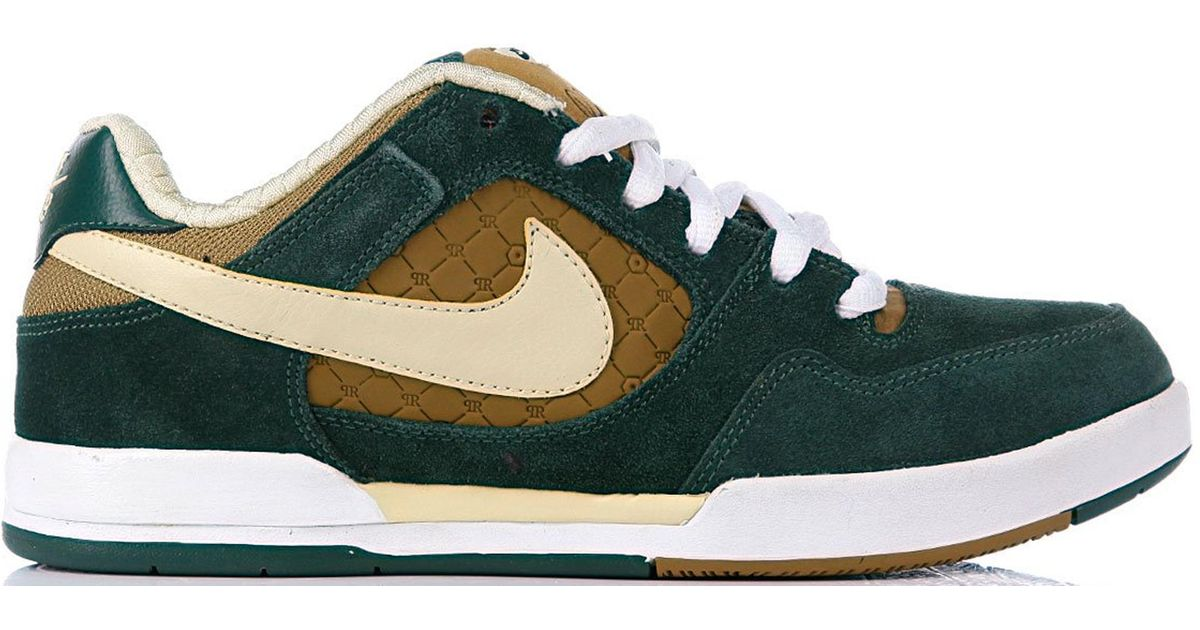 Nike Sb Paul Rodriguez 2 Black Forest