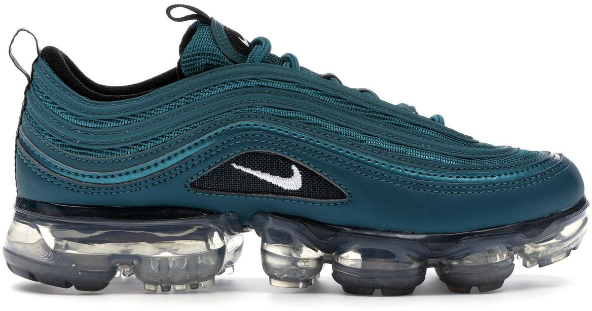 huge selection of 24ee9 e13db Nike Blue Air Vapormax 97 Dark Sea (w)