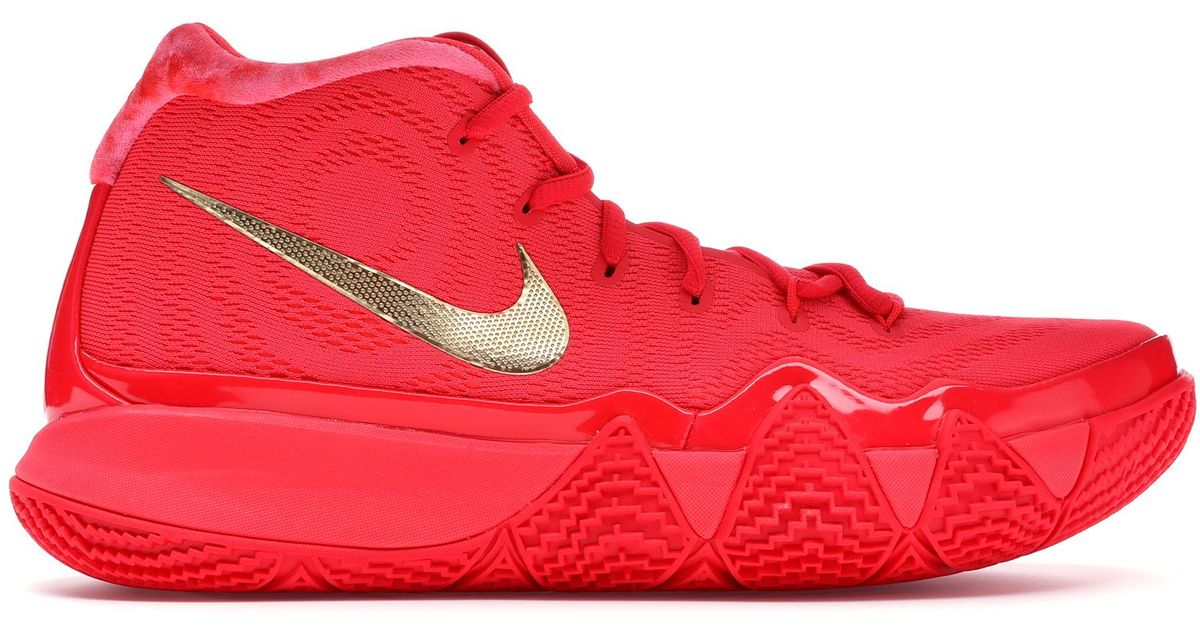 Asimilación Acercarse Colapso  Nike Kyrie 4 Red Carpet for Men - Lyst