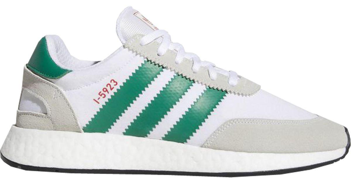 adidas I-5923 Cloud White Bold Green