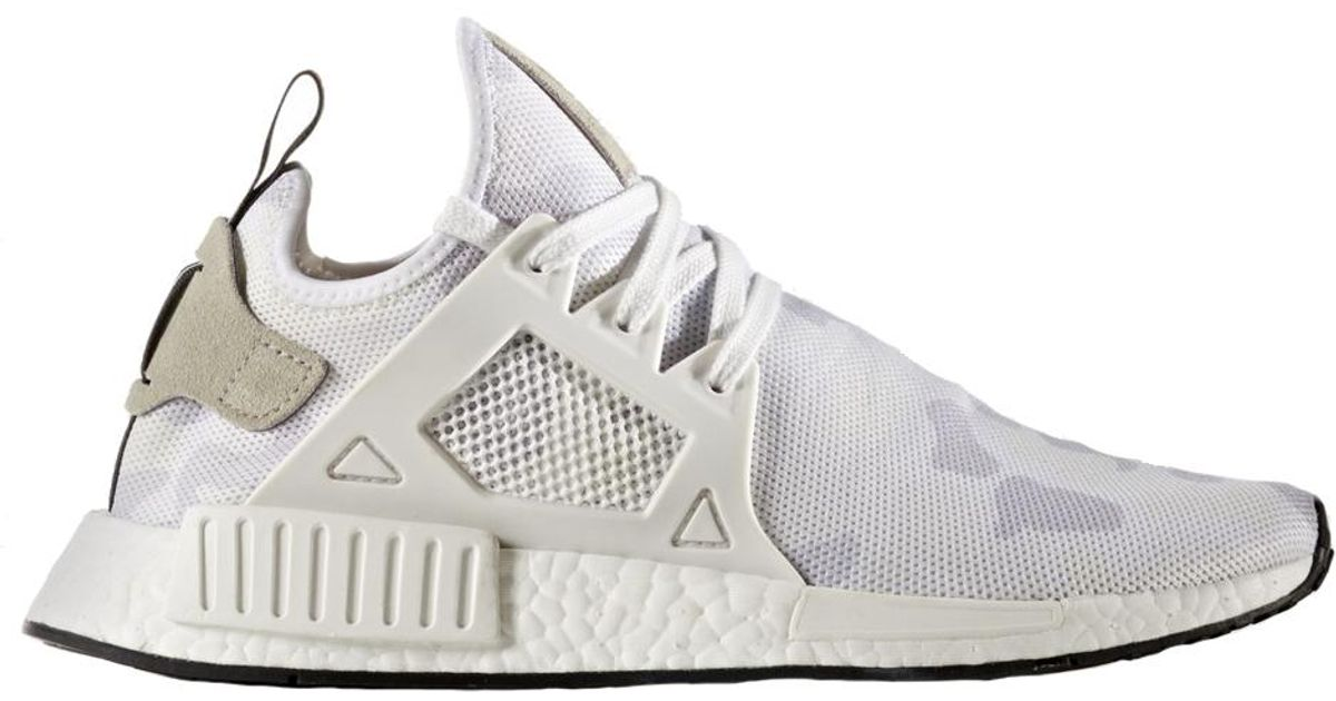 adidas Nmd Xr1 White Duck Camo for Men