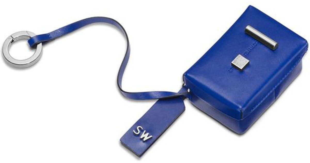 Stuart Weitzman The Shoebox Mini 3 Blue violet leather PEYBRFg