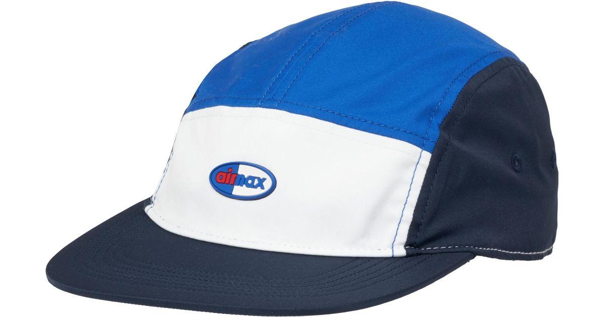 553a71a7 Nike Air Max Aw84 Cap - Blue in Blue for Men - Lyst