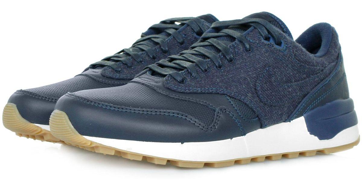 wiele modnych 100% autentyczny gorąca sprzedaż online Nike - Blue Air Odyssey Lx Navy Shoe 806811 for Men - Lyst