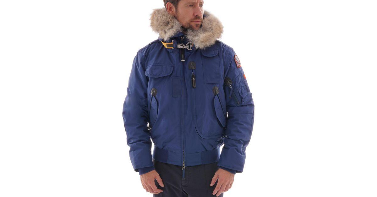 a1613c9fe Parajumpers Gobi Bomber Jacket - Blue for men