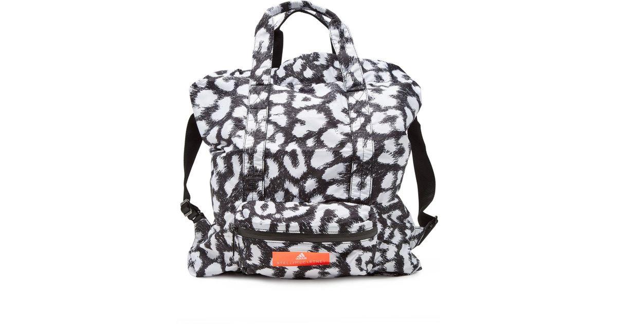 adidas By Stella McCartney Gymsack Backpack - Lyst 8e7795942fa38