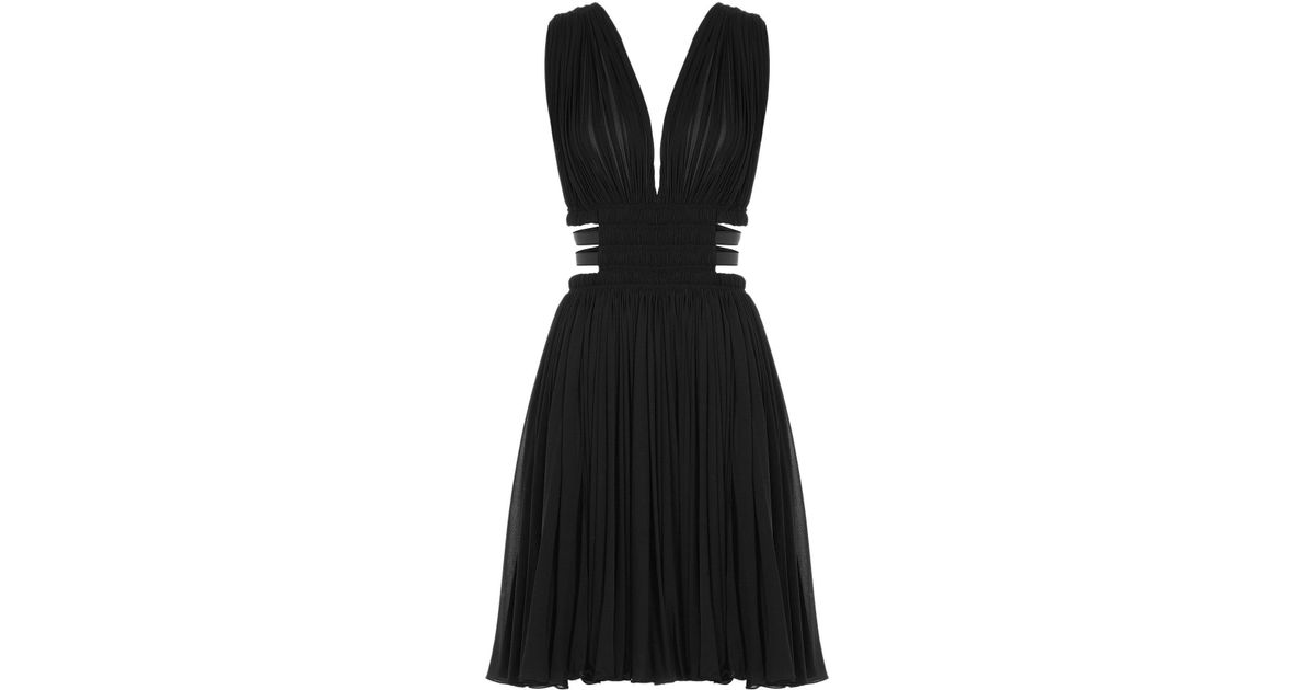 Cocktail Dresses with Cutouts
