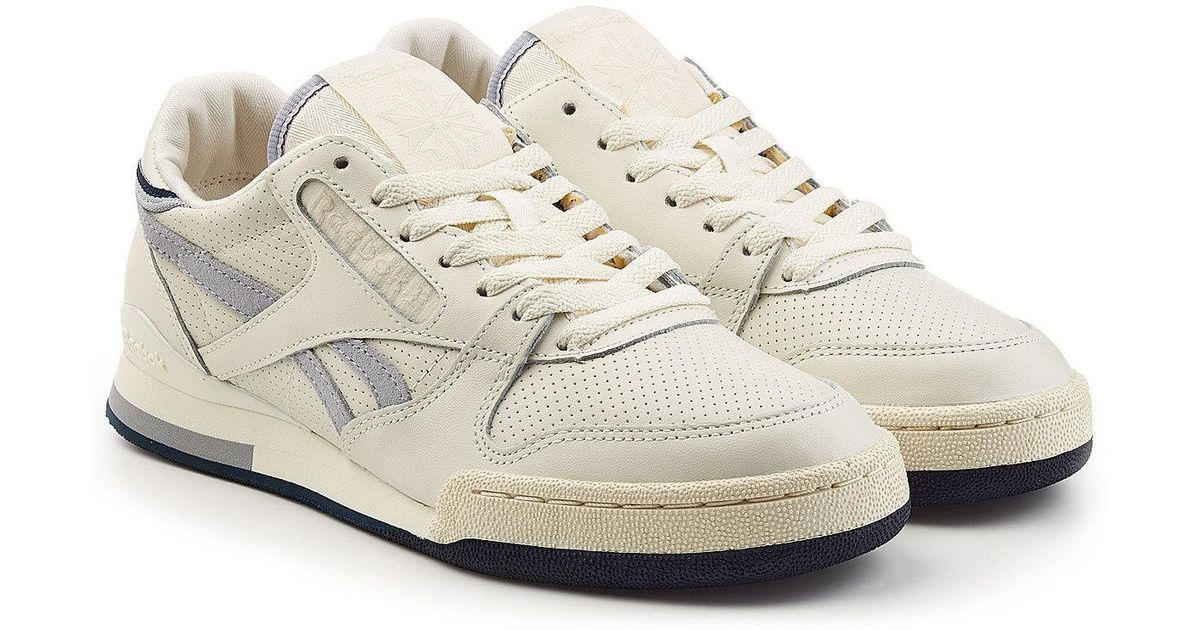 Reebok Phase 1 Pro Thof Sneakers With Leather for Men Lyst