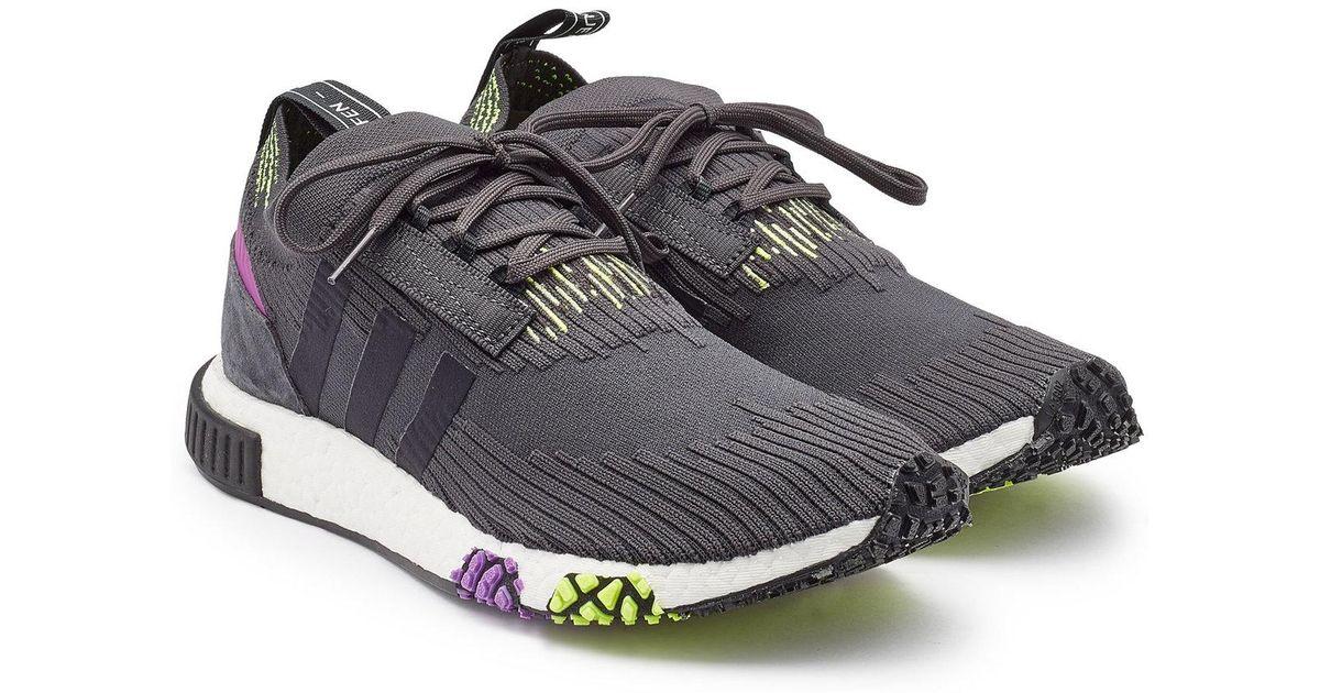 5950408284d81 Lyst - adidas Originals Nmd Racer Primeknit Sneakers for Men