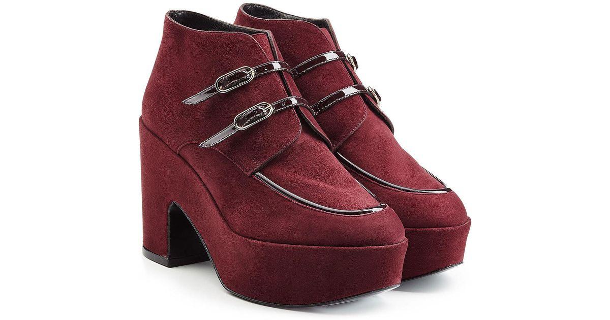 Damen Ankle Stiefel Robert Clergerie WANGUY Schwarz AT