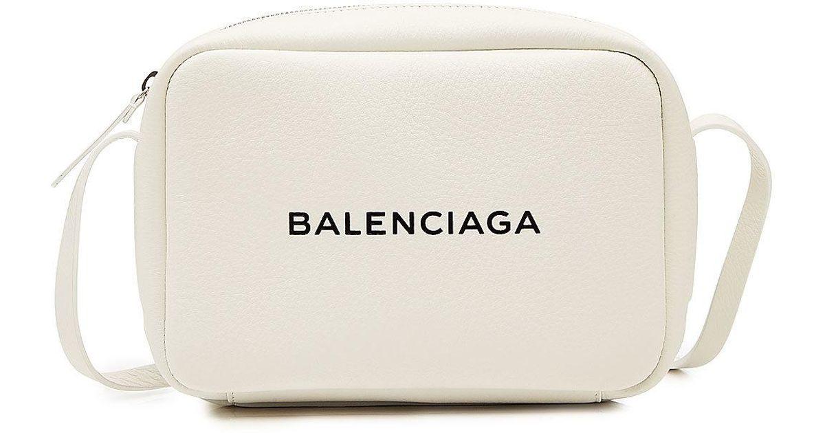 Balenciaga Sac bandoulière en cuir Everyday XS gFsnoY