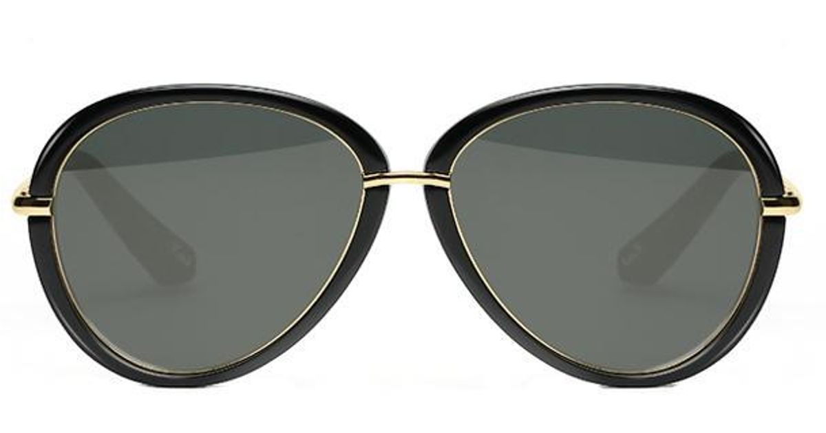 a11738e502 Lyst - Elizabeth And James Reed Sunglasses