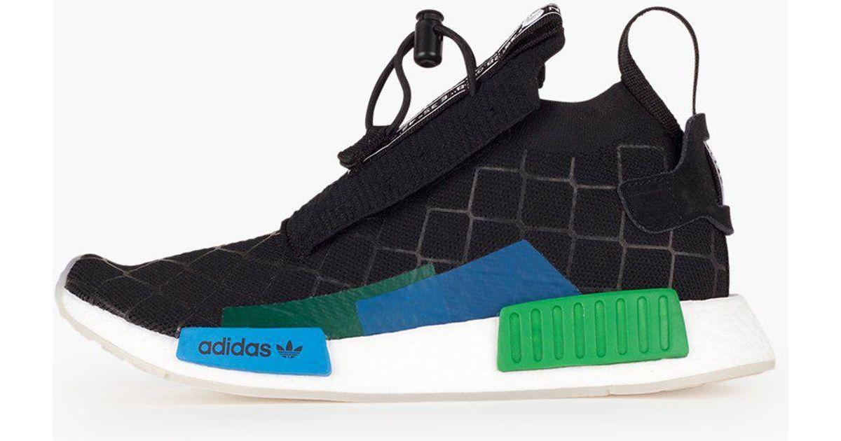 fcc128a2d1b47 Lyst - adidas Originals X Mita Sneakers Nmd r1 Stlt in Blue for Men