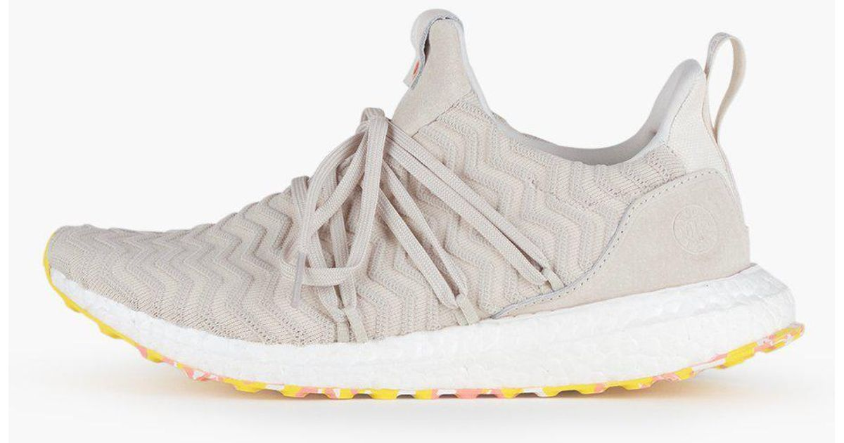 reputable site 456a8 b5ba9 Adidas Originals White X A Kind Of Guise Ultra Boost for men