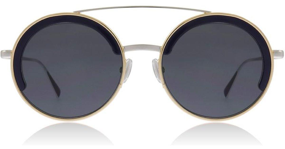 Max Mara Ladies Blue Prism Sunglasses NEW was £169
