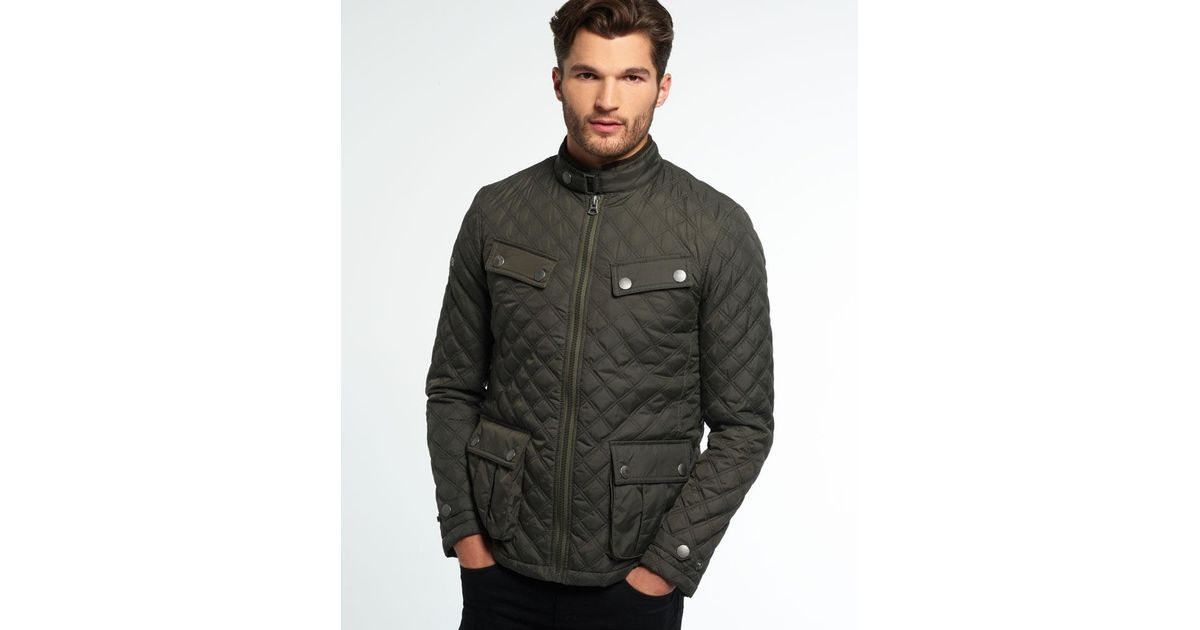 8656cbbc77f664 Superdry Apex Norse Jacket for Men - Lyst