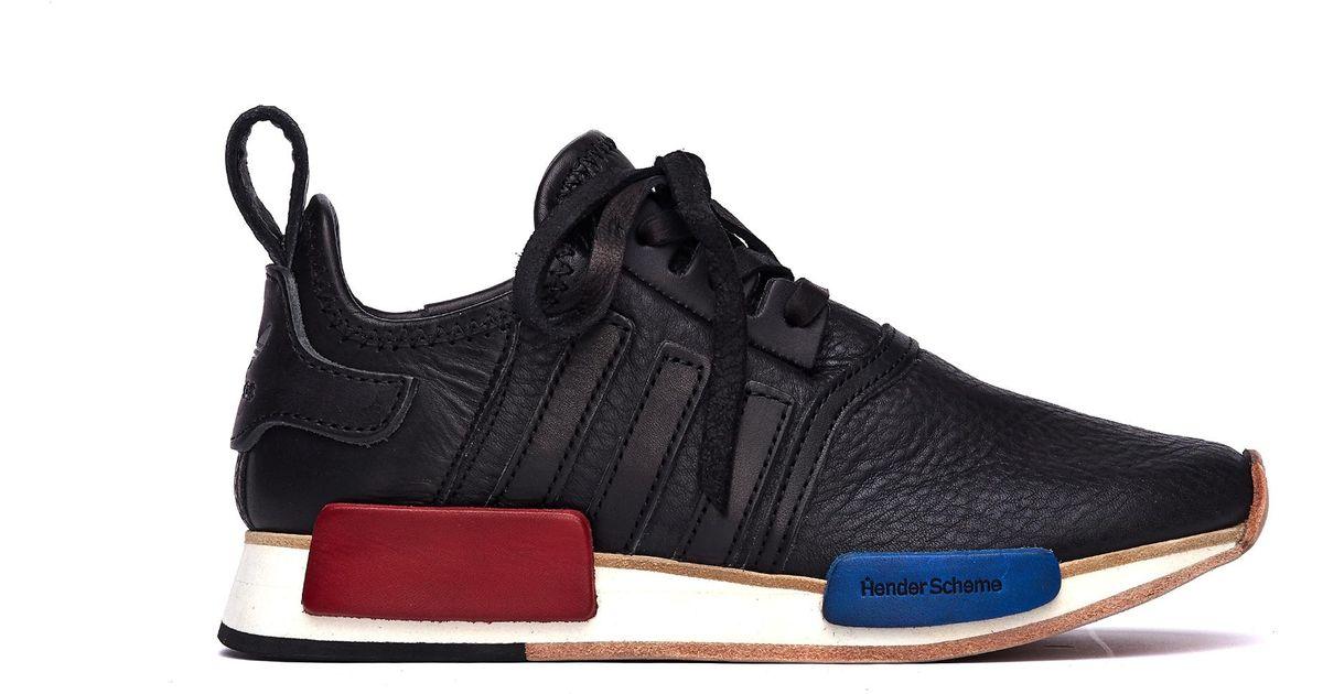 Hender Scheme Adidas Nmd R1 Black