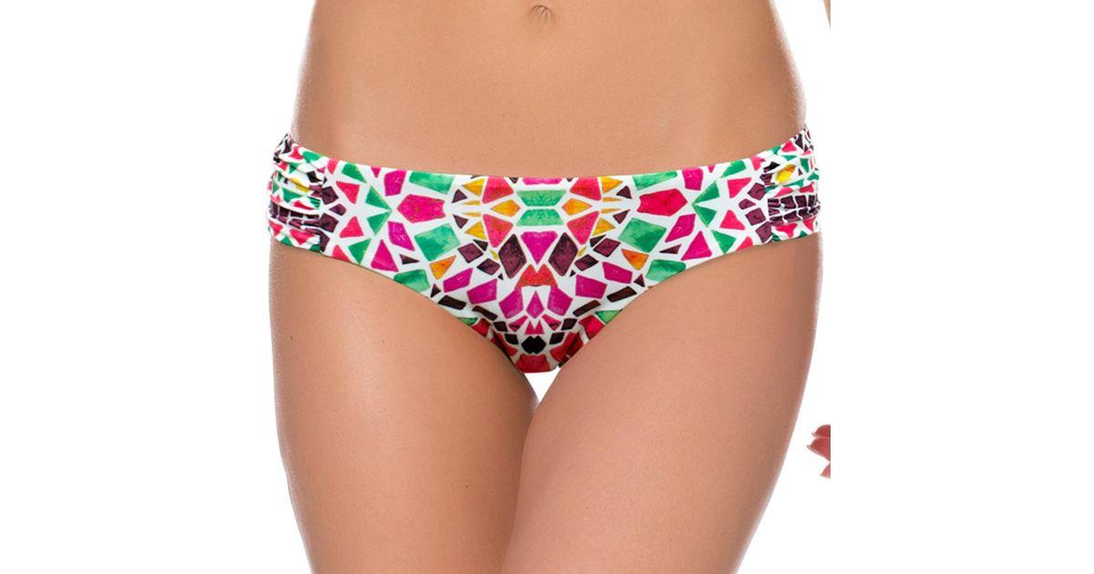 55981526ff Lyst - Becca Valencia American Swim Bottom