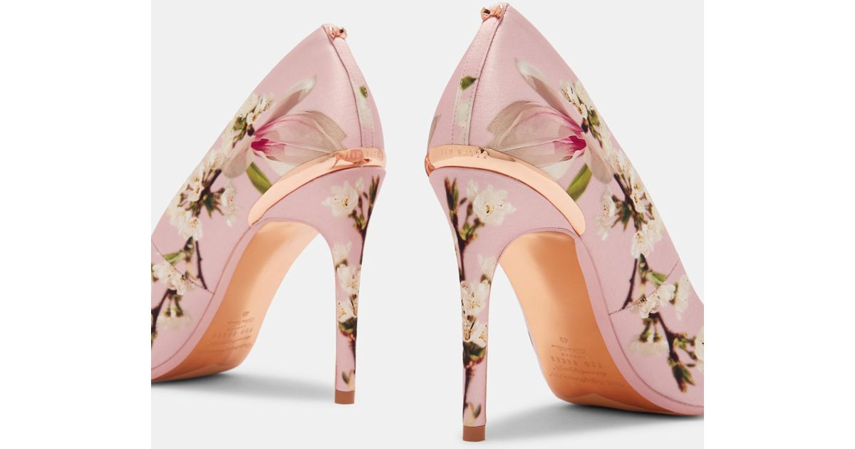 Ted Baker Leather Printed Courts in