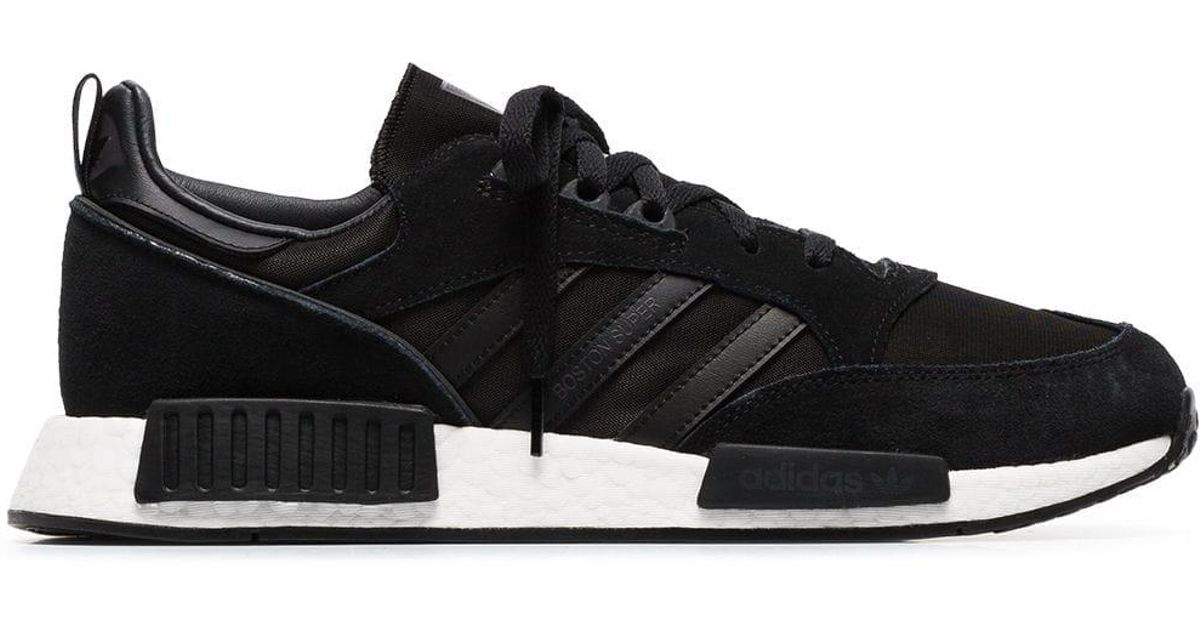 For Adidas Sneakers Men Black Superxr1 Boston OiTXuPkZ
