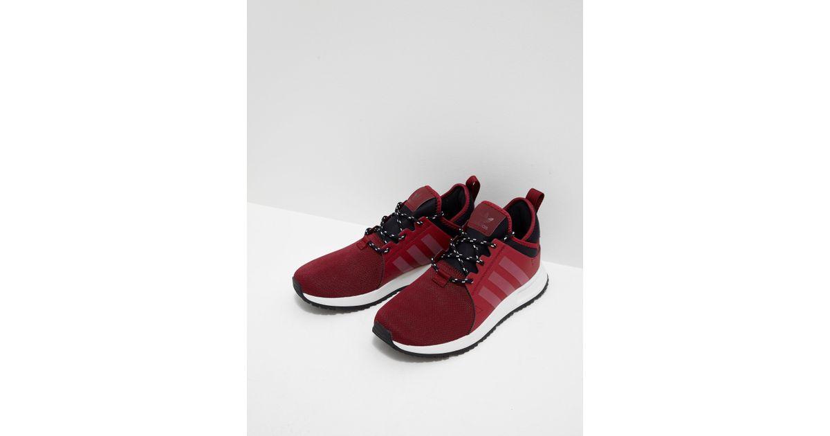 adidas originali multicolore mens xplr sneakerboot borgogna / borgogna per gli uomini lyst