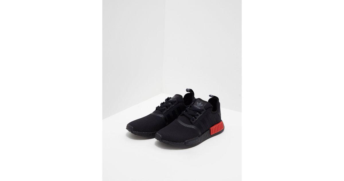 adidas Originals Mens Nmd R1 Ripstop Black in Black for Men - Lyst 867d2e56b
