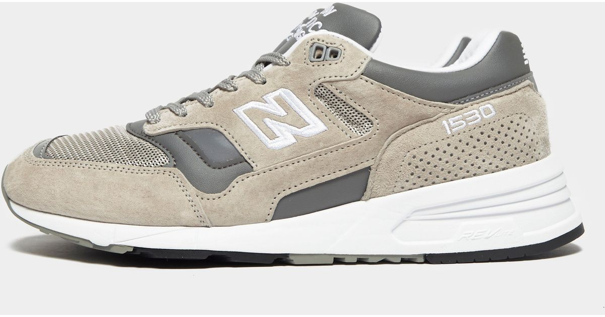 New Balance Gray 1530 'made In England' Grey for men