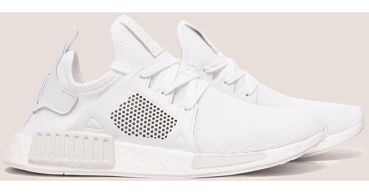 check out 698b7 3e838 Adidas Originals Mens Nmd Xr1 White for men