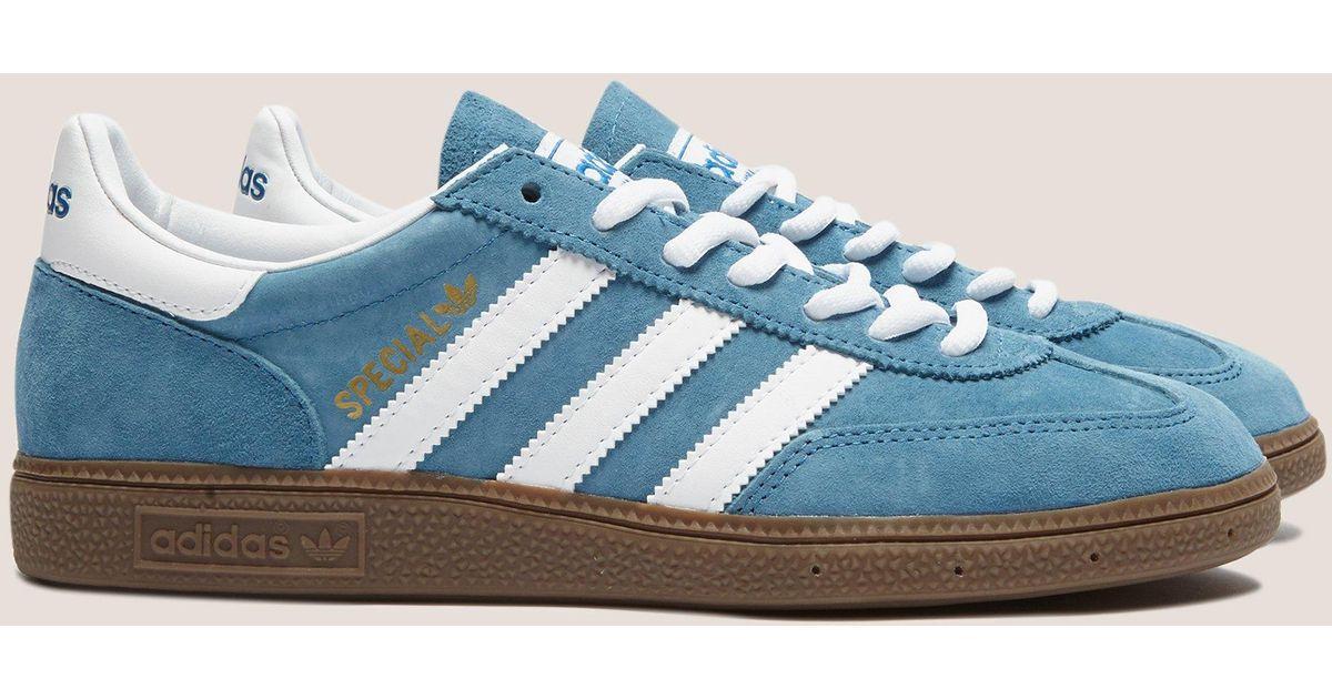 adidas originals spezial blue