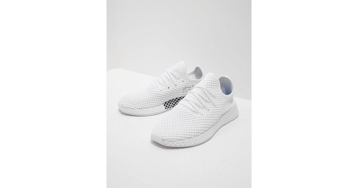 adidas Originals Mens Deerupt White for