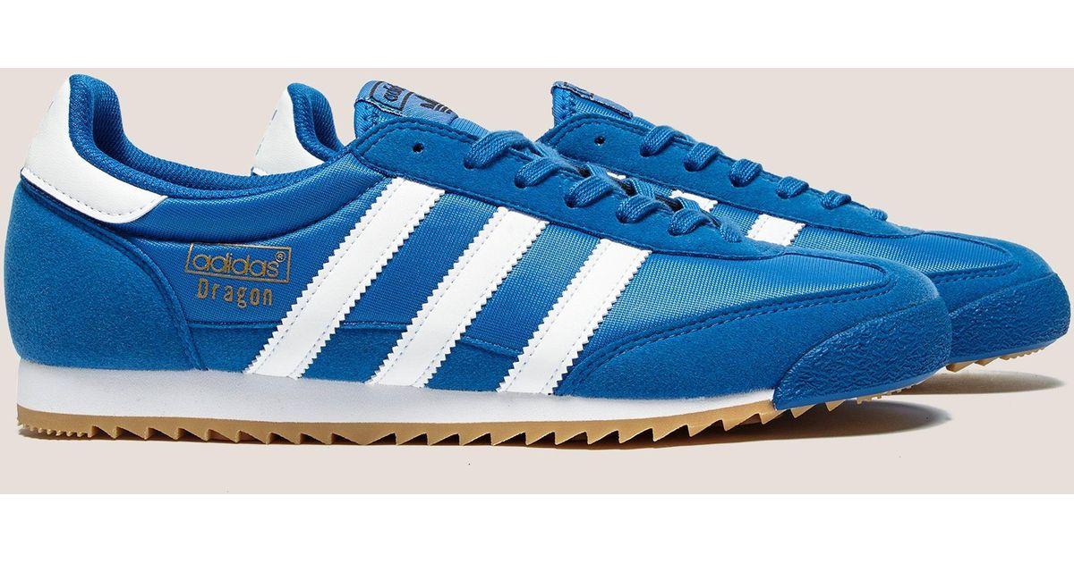 Adidas Originals Mens Dragon Og Blue for men