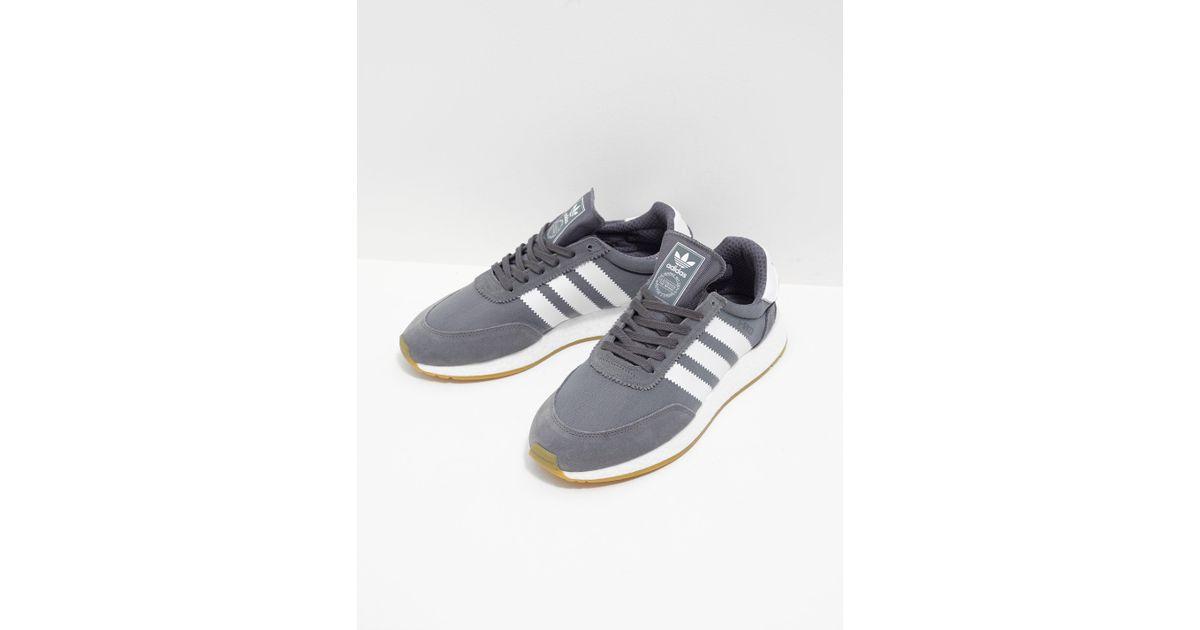 Adidas Originals Gray Mens I 5923 Boost Greywhite for men
