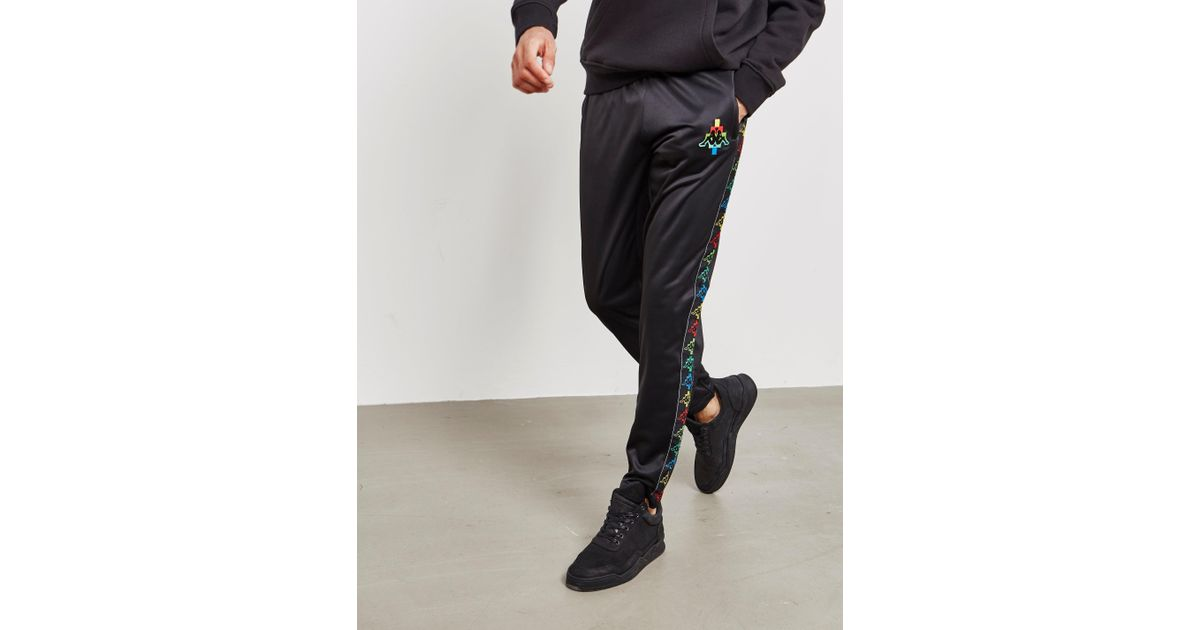 1eb12ce77 Lyst - Marcelo Burlon X Kappa Track Pants - Online Exclusive Black in Black for  Men