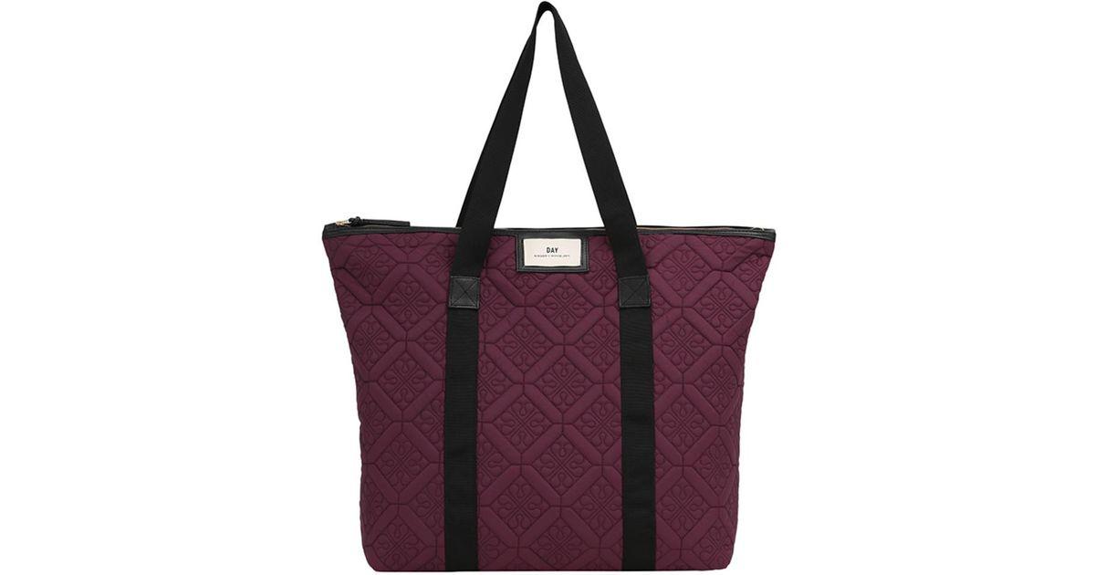 15cb97f4 Day Birger Et Mikkelsen Day Gweneth Q Flotile Bag in Purple - Lyst