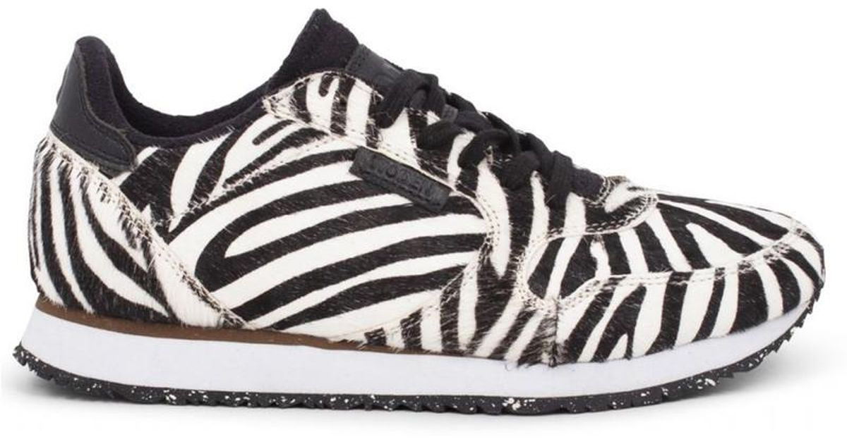 Woden Leather Ydun Ii Pony Trainers in