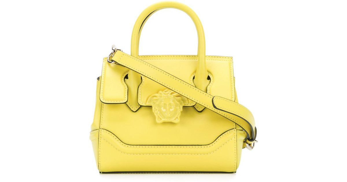 e371fdeb Versace Yellow Mini Palazzo Empire Shoulder Bag