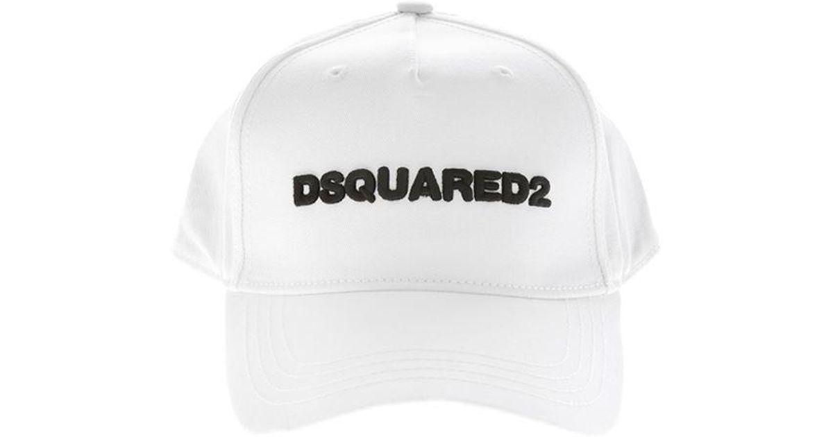464c5ec2c DSquared² Multicolor Dsquared Cap for men