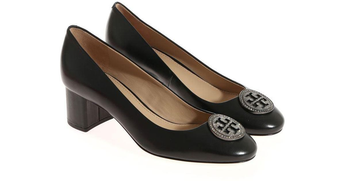 3e528583b10 Tory Burch Liana Pumps - Lyst