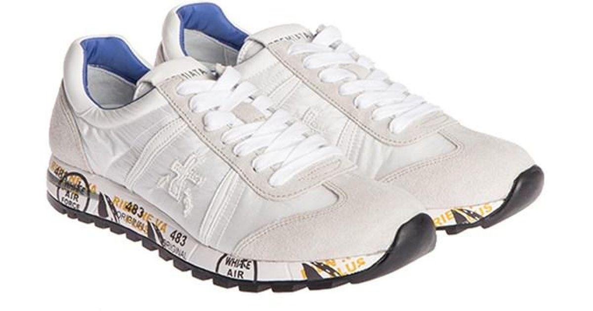 Silver Lucy sneakers Premiata EybAstsx