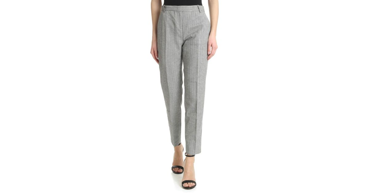 a536195e6cd50a pinko-black-Bello-67-Trousers-In-Black-And-Gray.jpeg