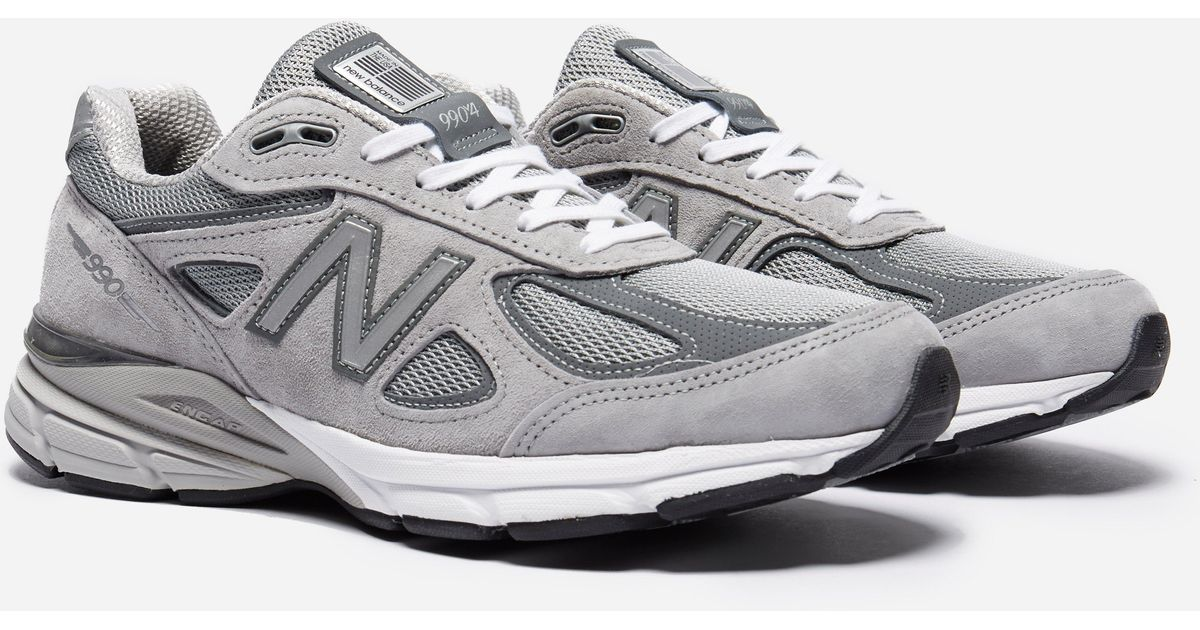 the best attitude 7327f 470f5 New Balance Gray M 990 Gl4 Made In Usa for men