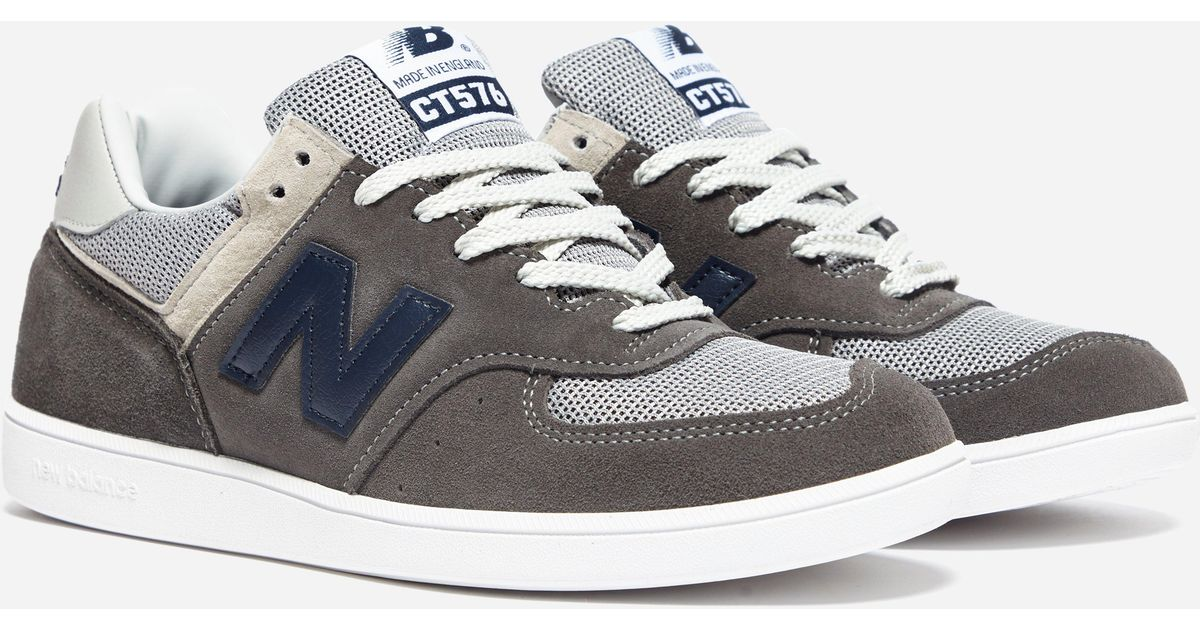 purchase cheap 92c13 61cb9 New Balance Gray Ct 576 Ogg Made In England for men
