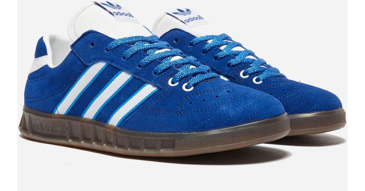watch 41146 e7525 adidas Originals Adidas Originals Handball Kreft Spzl in Blue for Men - Lyst