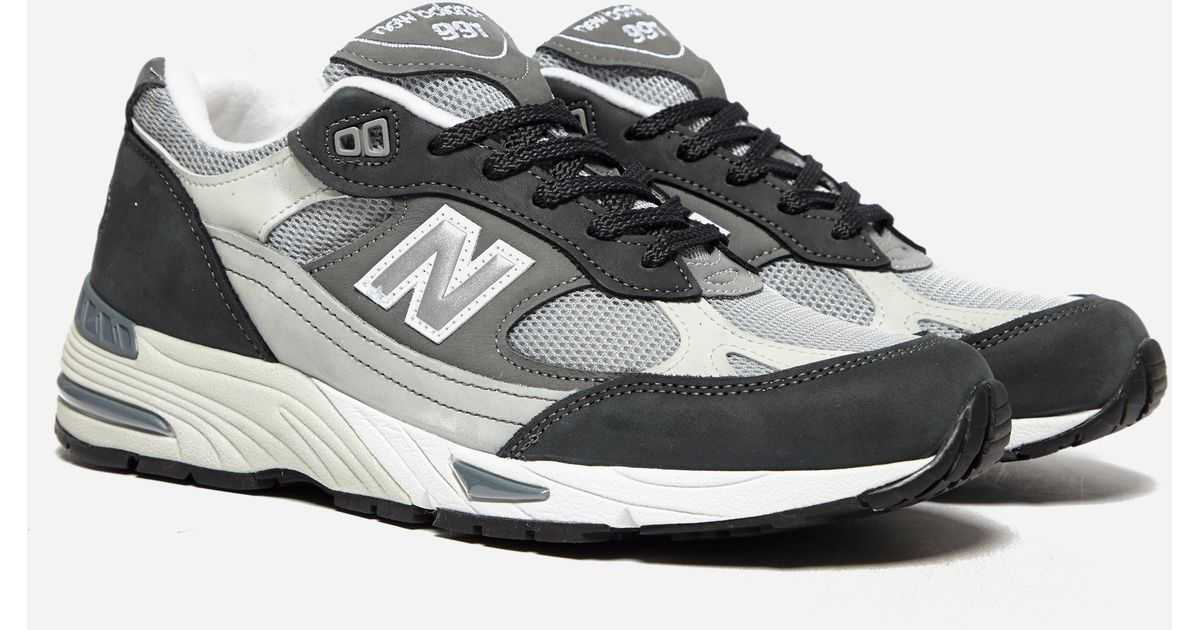 New Balance Leather M 991 Xg Made In