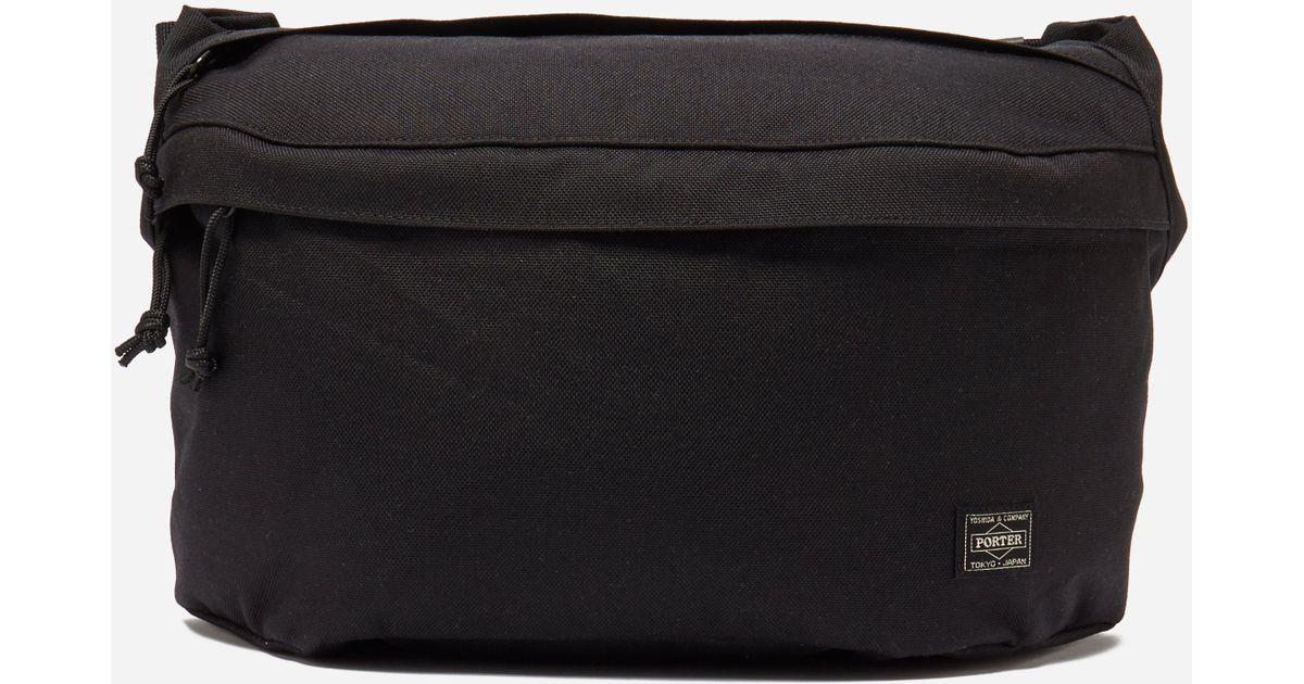 91fe4e7ae2d1 Lyst - Neighborhood X Porter Waist Bag in Black for Men