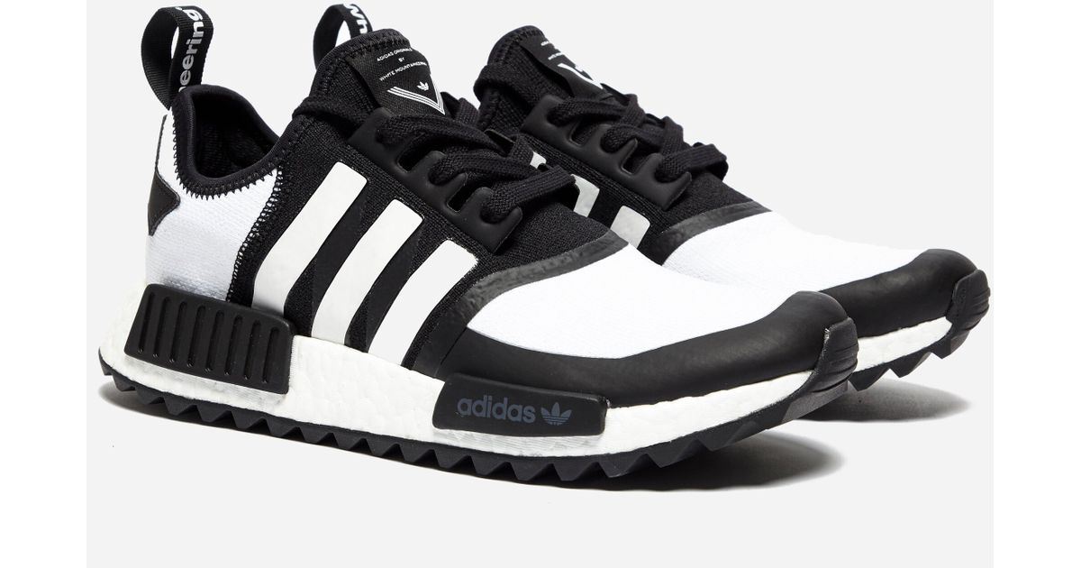 47c84869cec8e Lyst - adidas Originals X White Mountaineering Nmd Trail Pk in Black for Men