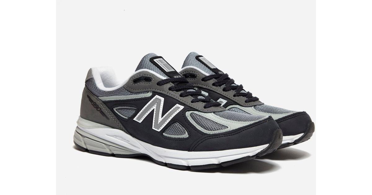 code promo 72a71 82a9c New Balance Gray M 990 Xg4 for men